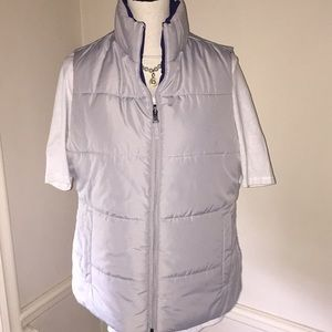 Ladies Insulated Reversible Vest